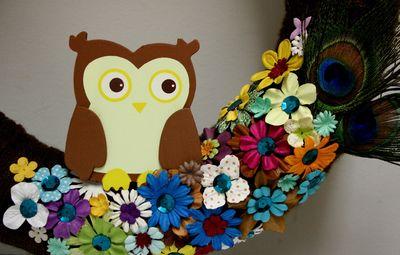 Owlwreath
