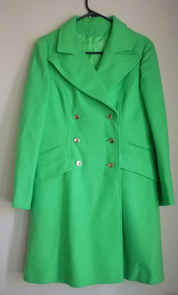 Greenwoolcoat