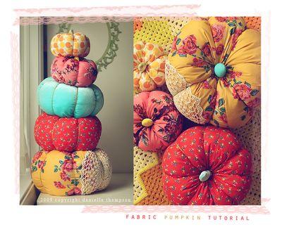 Fabricpumpkin