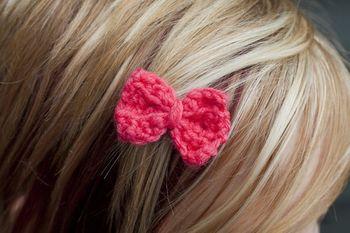 Pinkbowclip