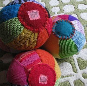 Sweaterballs